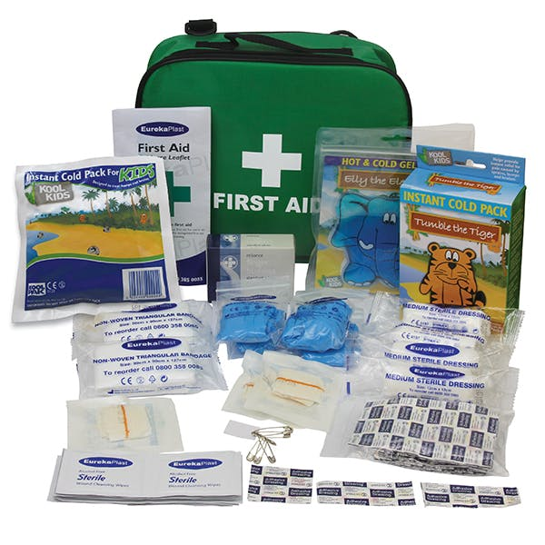 Quick Grab Nursery School First Aid Kits