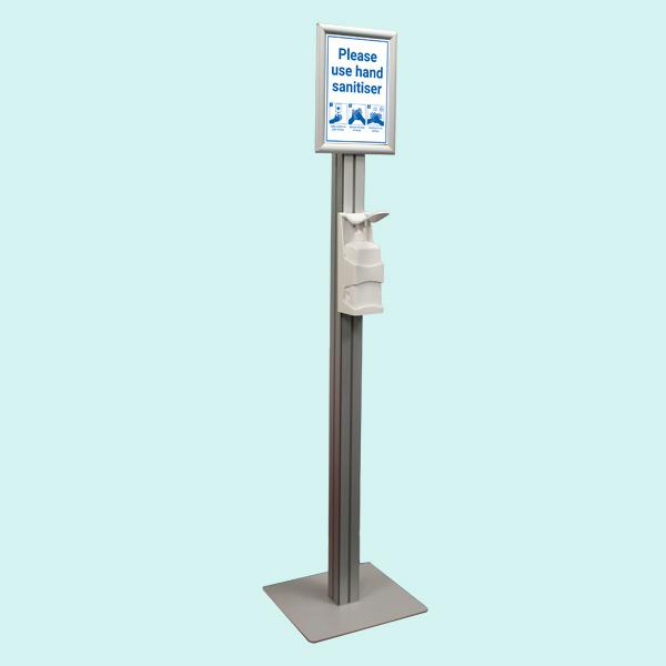 Freestanding Sanitiser Dispenser