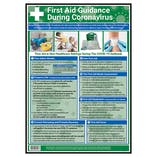 First Aid Guidance During Coronavirus Poster