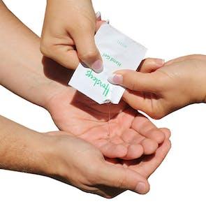 65% Alcohol Single Use Hand Gel Sachets