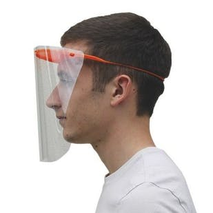 Dunlop Advanced Vision Protective Face Visors