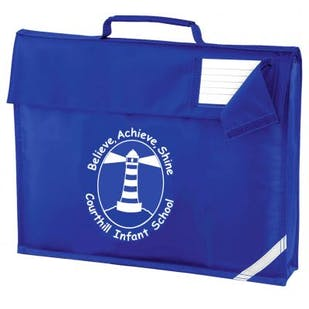 Courthill Infant School Book Bag