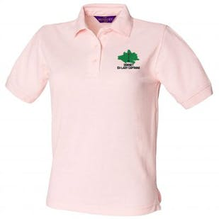 Dorset Ex-Lady Captains Embroidered Polo Shirt