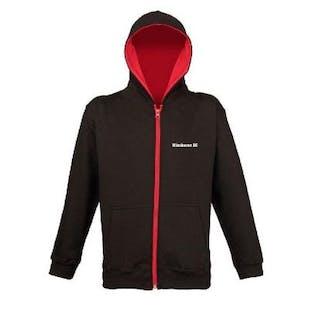 Wimborne AC Junior Full Zip Hoodie