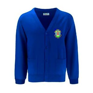 Courthill Infant School Button Cardigan