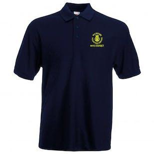 MVS Embroidered Standard 65/35 Polo Shirt
