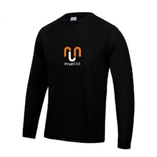 Run Far - Long Sleeve Cool T-Shirt