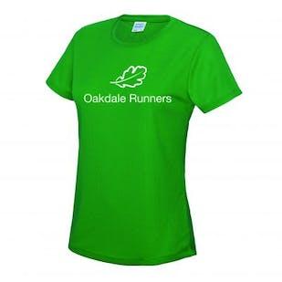 Oakdale Runners Ladies T-Shirt