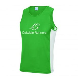 Oakdale Runners Contrast Vest