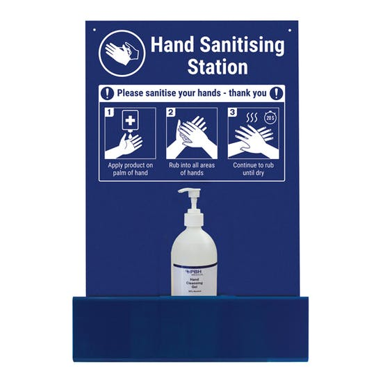 Universal Alcohol Based Sanitising Station