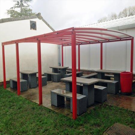 Winterbourne Heavy Duty Smoking Shelter