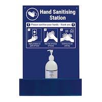 Universal Hand Sanitising Station