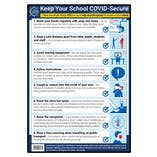 COVID-Secure School Poster