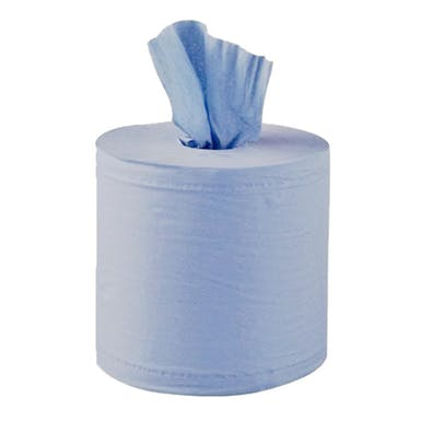 Centrefeed Blue Rolls – 2ply – 150m – Pack of 6