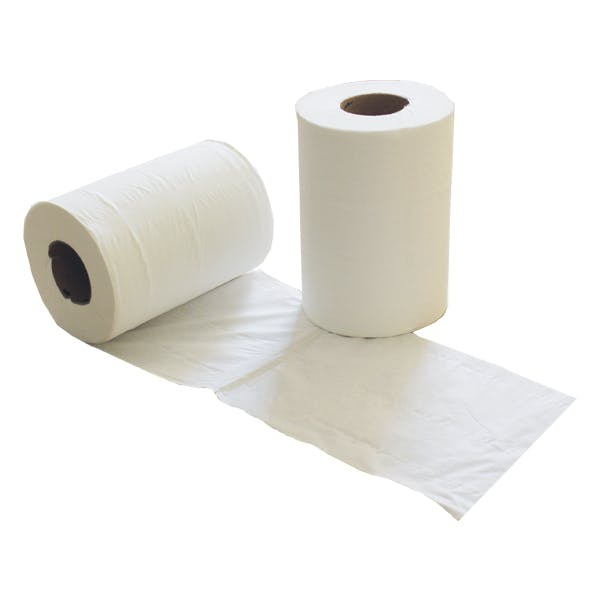 Mini Centrefeed Rolls - 1 Or 2 Ply
