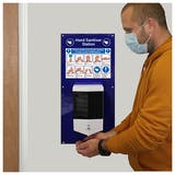 Instructional Automatic Dispenser Station