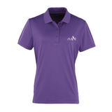 NWUK Ladies Coolchecker Pique Polo Shirt