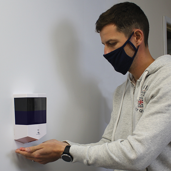 Automatic 600ml Liquid Dispenser