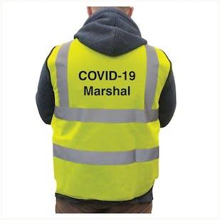 COVID-19 Marshal
