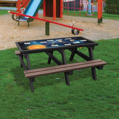 Junior Activity Picnic Tables