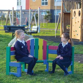 Buddy Benches and Seats