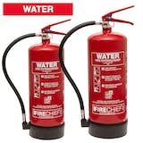 Firechief Water Fire Extinguishers