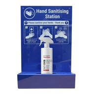 Universal Alcohol Free Sanitising Station