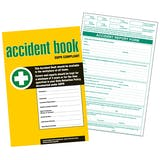 GDPR Compliant Accident Books