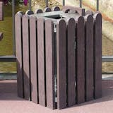 Resco Recycled Plastic Litter Bin