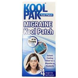 Migraine Kool Patch