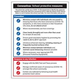 Coronavirus School Protective Measures