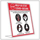 COVID-Secure Office Signs