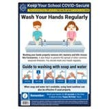 Schools Coronavirus Posters
