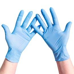 Medical Grade Powder Free Nitrile Gloves