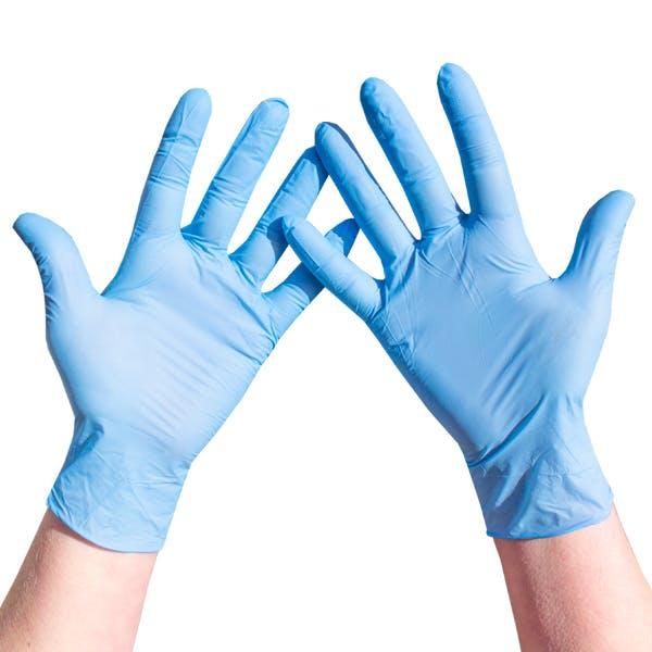 Medical Grade Nitrile Glove