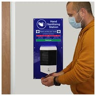 Regular Hand Cleaning & Sanitising