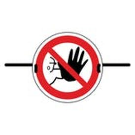 4pk Seat Marker - No Access