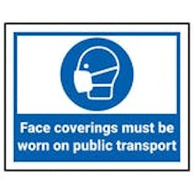 COVID-Secure Transport Labels