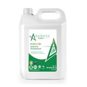 Super Professional 5 Litre Antiviral Disinfectant