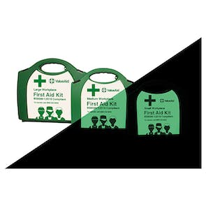 Glow In The Dark BS8599-1:2019 First Aid Kits