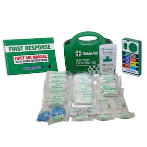 ValueAid HSE First Aid Kits With Talking Guide