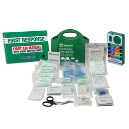 ValueAid BS8599-1:2019 First Aid Kits With Talking Guide