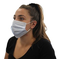 Type IIR Fluid Resistant Medical Face Masks