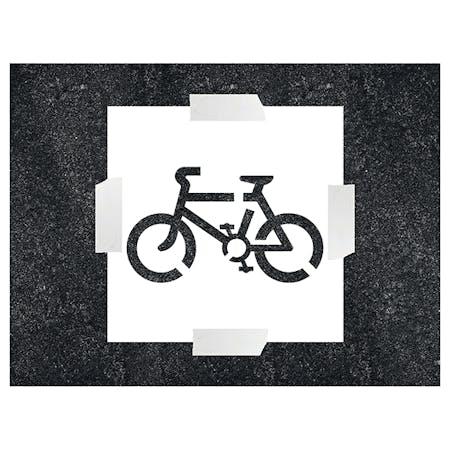 Cycling Stencil