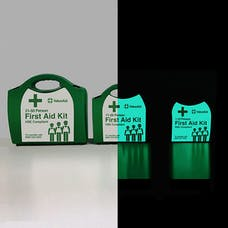 Glow In The Dark HSE First Aid Kits