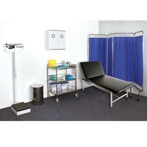 Schools Premium Medical Room Package With Low Level Couch
