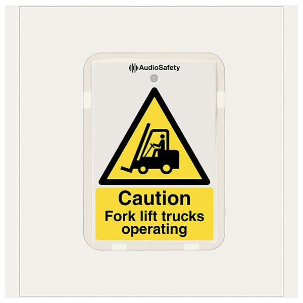 Talking Safety Signs