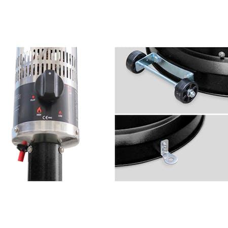 Lifestyle Capri 12.5kw Patio Heater