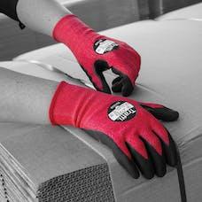 TraffiGlove TG1240 LXT Cut Level A Heat-Resistant Gloves