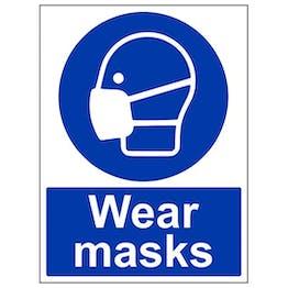 Eco-Friendly Wear Masks